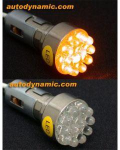 1156 LED Amber Color Light Bulb *Each*
