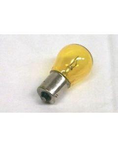 1156 Yellow 12V 27W Light Bulb *Each*