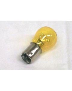 1157 Yellow 12V 27/8W Light Bulb *Each*