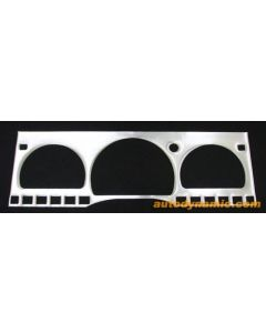 Ford Taurus 90-95 Aluminum Dash Kit (with Tach)