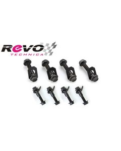 Revo Technica Camber Correction Kit 15mm/12mm Cam Bolt - Front/Rear