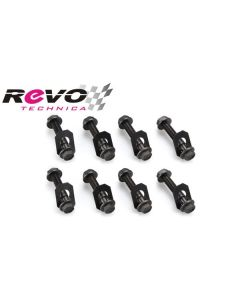 Revo Technica Camber Correction Kit 15mm/15mm Cam Bolt - Front/Rear