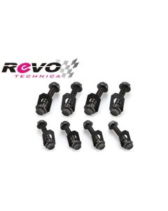 Revo Technica Camber Correction Kit 17mm/15mm Cam Bolt - Front/Rear