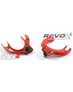 Revo Technica Stage 2 Camber Adjustment Kit 88-91 Civic/CRX - Front