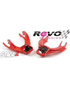 Revo Technica Stage 2 Camber Adjustment Kit 92-95 Civic/Del Sol, 94-01 Integra - Front