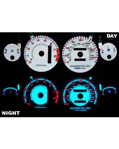 Acura Integra LS/RS/GS 94-01 Automatic Transmission Reverse Glow Gauges