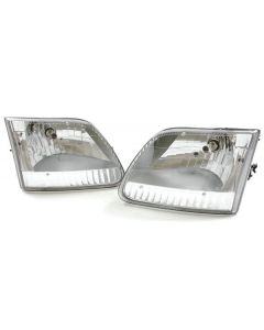 FORD F150/250 LD/HD FROM 7/96-03 / EXPEDITION 97-02 HEAD LIGHTS DIAMOND