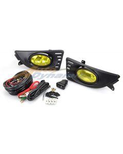 Acura RSX 05-06 J-Spec Yellow Lens Fog Light Kit
