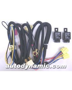 H7/H7 Headlight Wire Harness