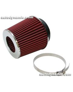 Mitsubishi Eclipse Turbo 95-99 5 inch Filter - Works with Air Filow Adapter Item Number IN-ME95T-ADT
