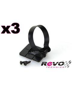 Revo Technica REV2 52mm Universal Gauge Pod Holder *3 SETS*